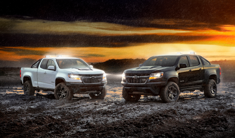 2019 Chevy Colorado ZR2 Dusk Special redesign