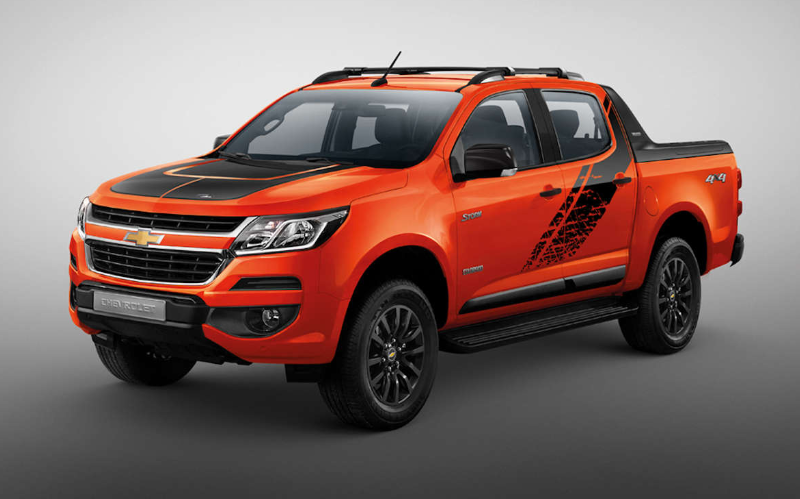 2019 Chevy Colorado High Country Storm