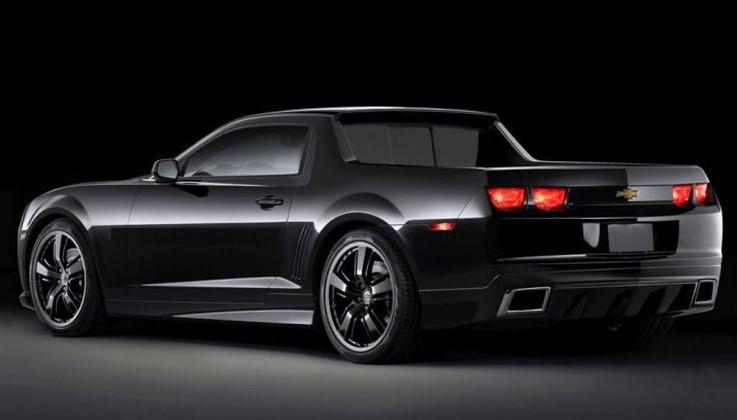 2019 Chevrolet El Camino Black Knight release date