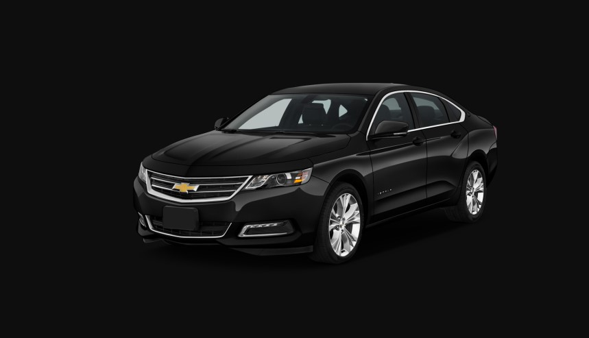 2019 Chevrolet Impala PPV changes