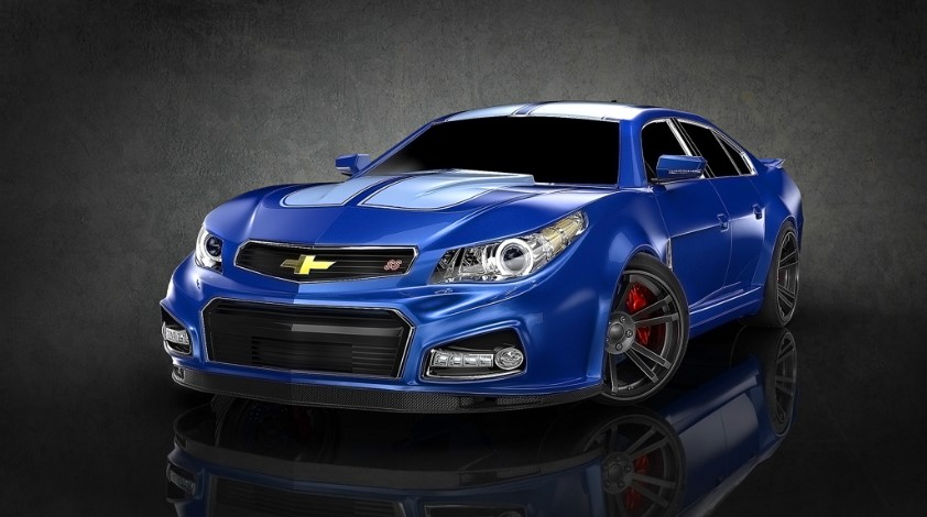 2019 Chevrolet SS release date