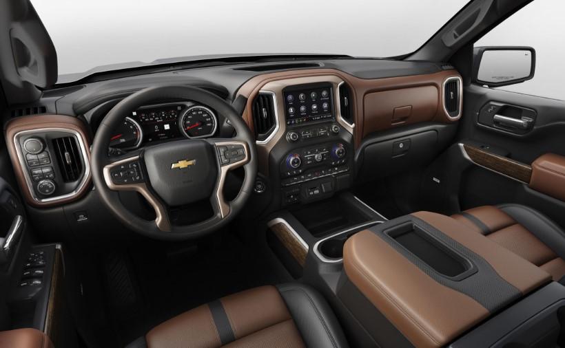 2019 Chevrolet Silverado 1500 Crew Cab release date