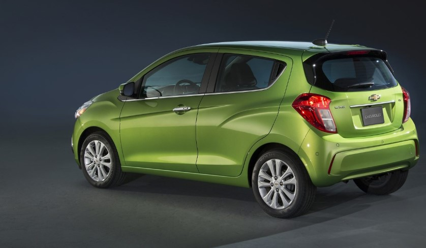 2019 Chevrolet Spark changes