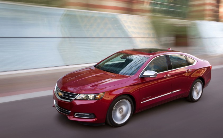 2019 Chevy Citation changes