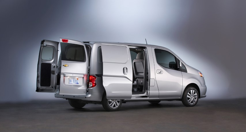 2019 Chevy City Express changes