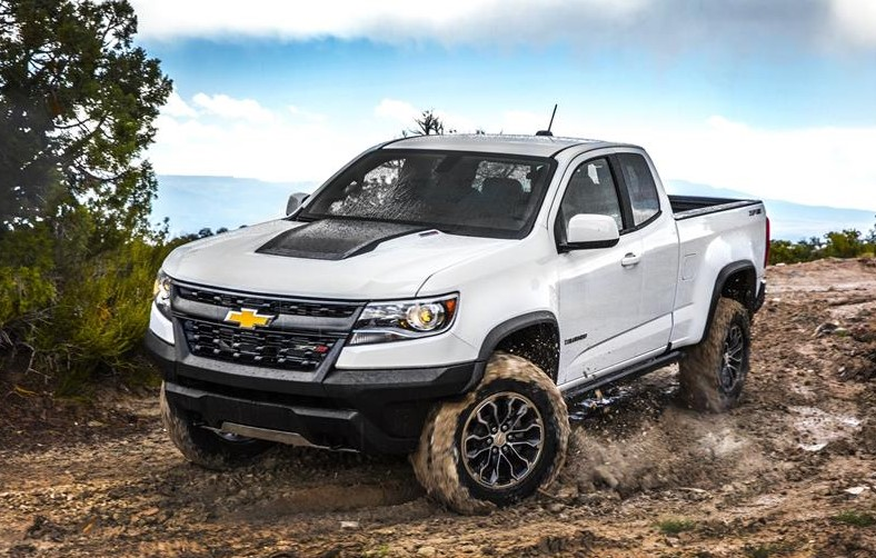 2019 Chevy Colorado ZR2 Diesel changes