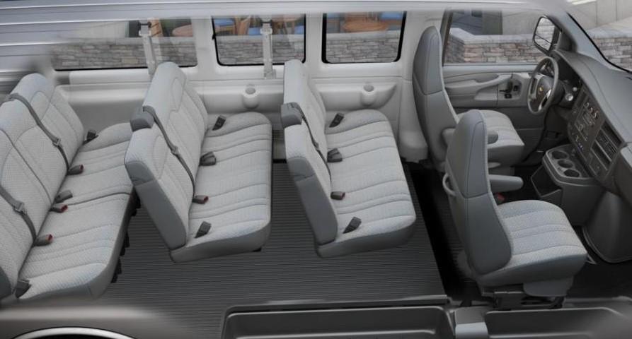 2019 Chevy Chevy Van