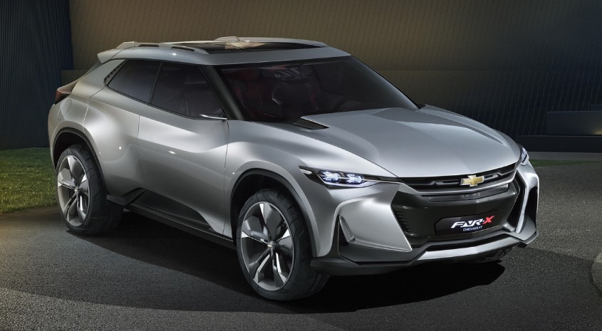 2019 Chevy FNR-X release date