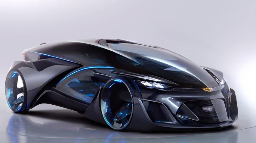 2019 Chevy FNR concept