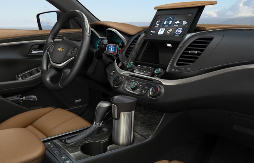 2019 Chevy Impala redesign