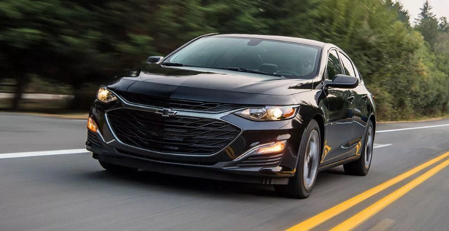 2019 Chevy Lumina redesign