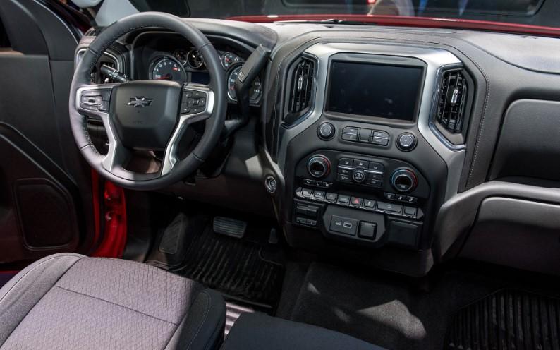2019 Chevy Silverado LT Trailboss release date