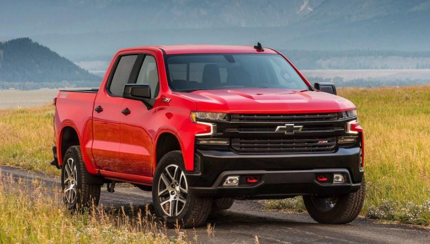 2019 Chevy Silverado Trail Boss release date