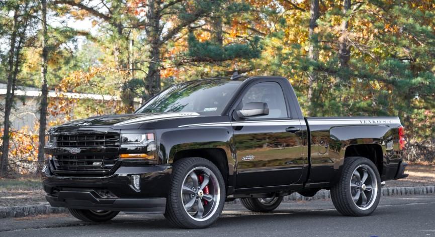 2019 Chevy Silverado Yenko changes