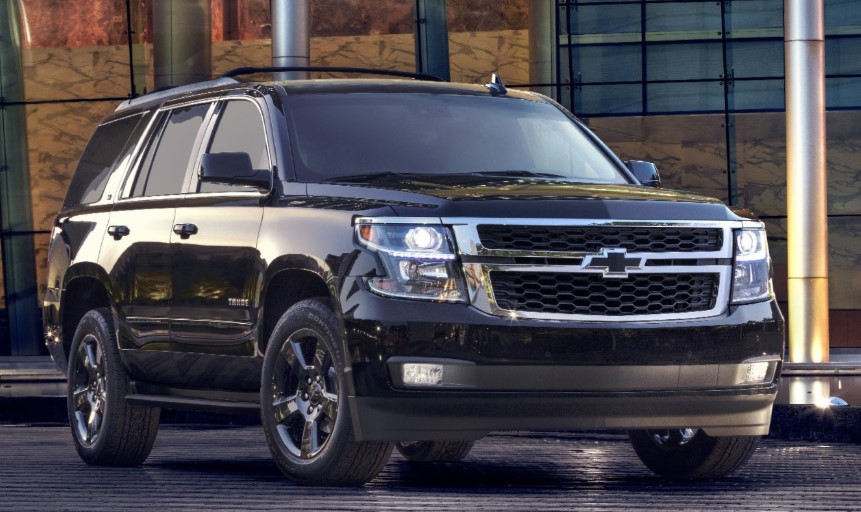 2019 Chevy Tahoe release date