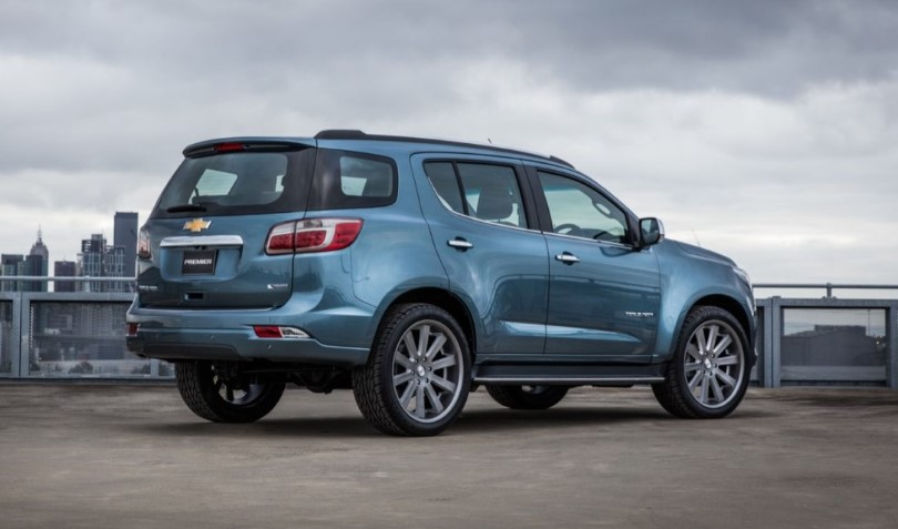 2019 Chevy Trailblazer release date