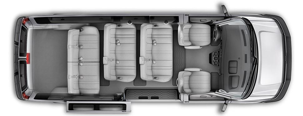 2019 Chevy Sportvan