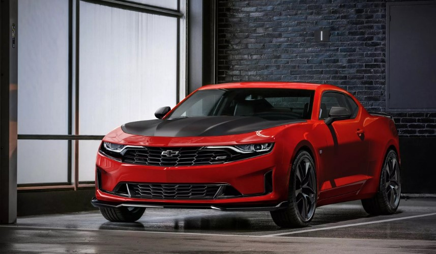2020 Chevrolet Camaro ZL1 redesign