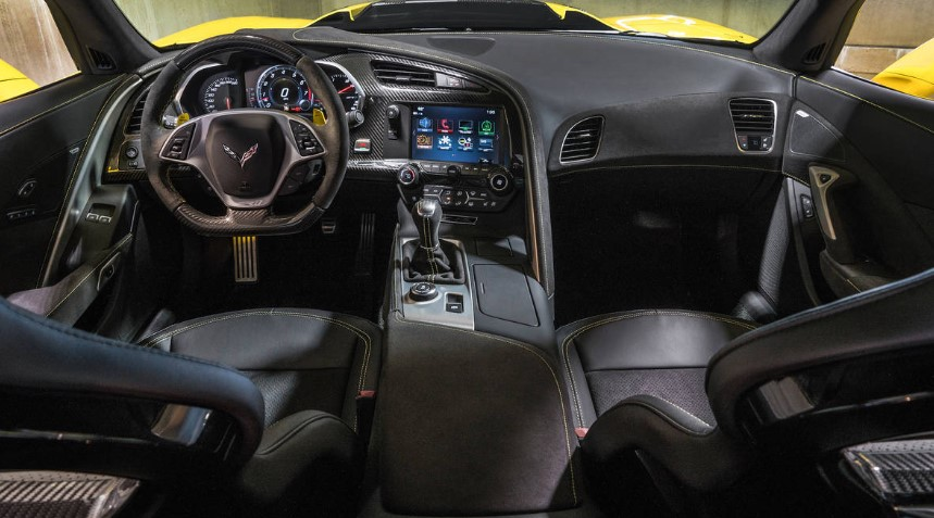 2020 Chevrolet Corvette Convertible redesign