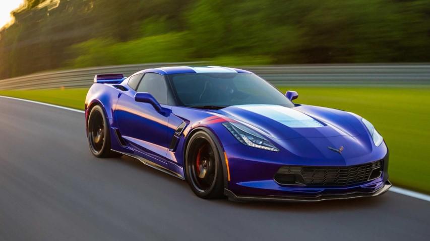 2020 Chevrolet Corvette Grand Sport