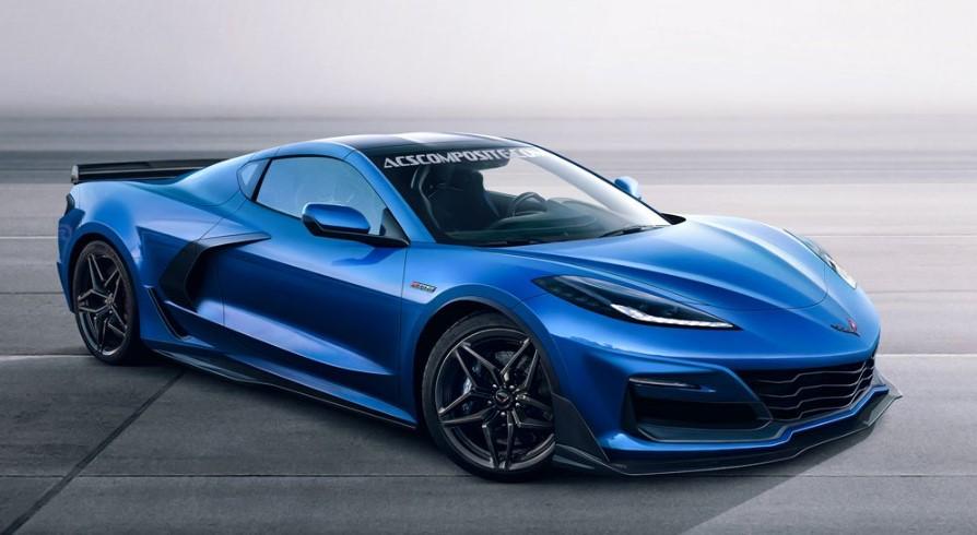 2020 Chevrolet Corvette Mid-Engine release date