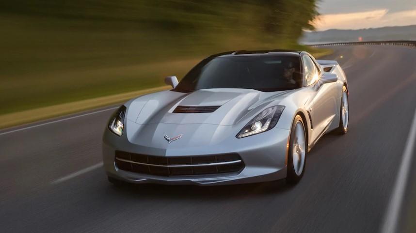 2020 Chevrolet Corvette Stingray Z51 concept