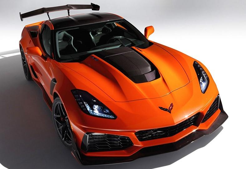 2020 Chevrolet Corvette Zora ZR1