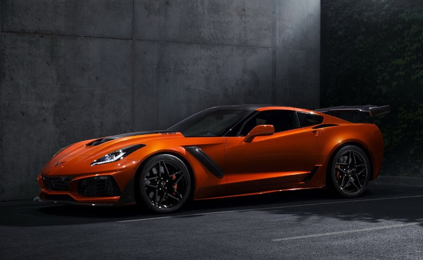 2020 Chevrolet Corvette Zora ZR1