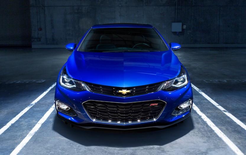 2020 Chevrolet Cruze changes