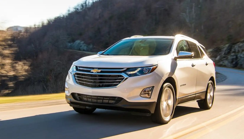 2020 Chevrolet Equinox 1.5L changes