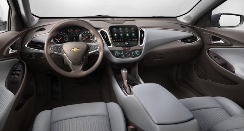 2020 Chevrolet Malibu L concept