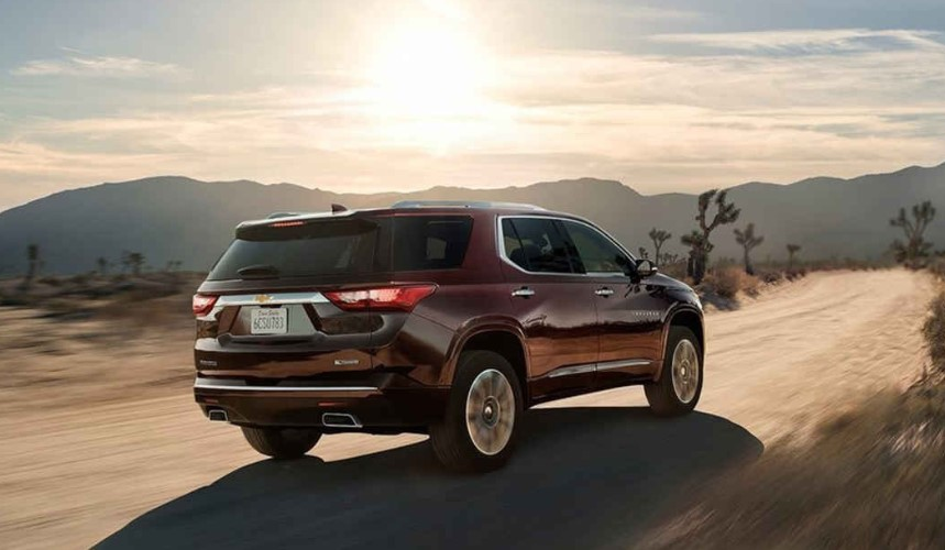 2020 Chevrolet Traverse Turbodiesel changes