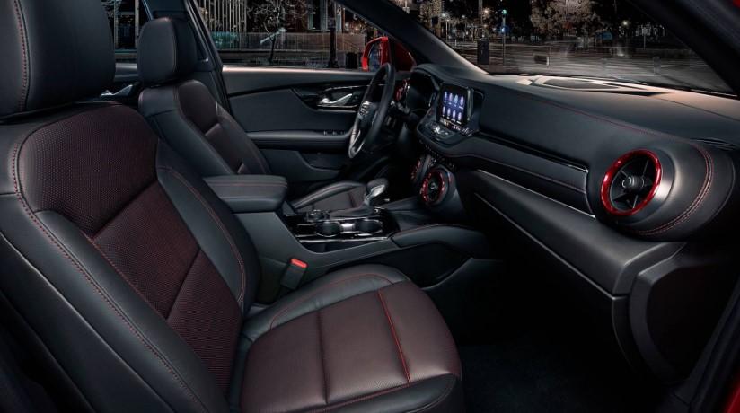 2020 Chevy Blazer Towing Capacity