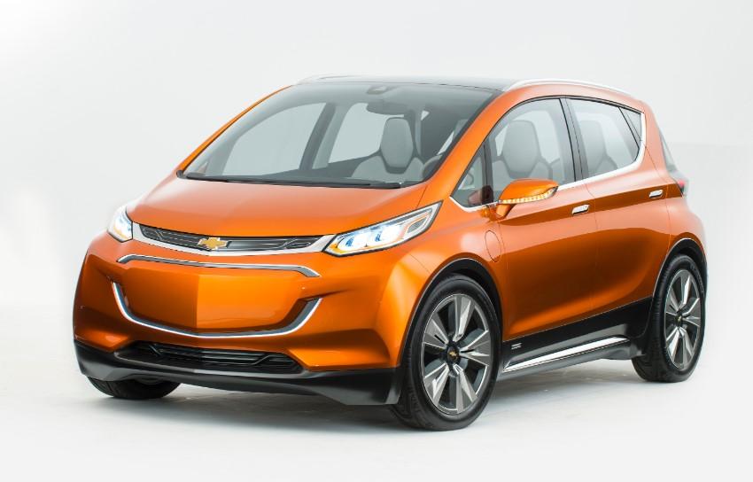 2020 Chevy Bolt EV concept