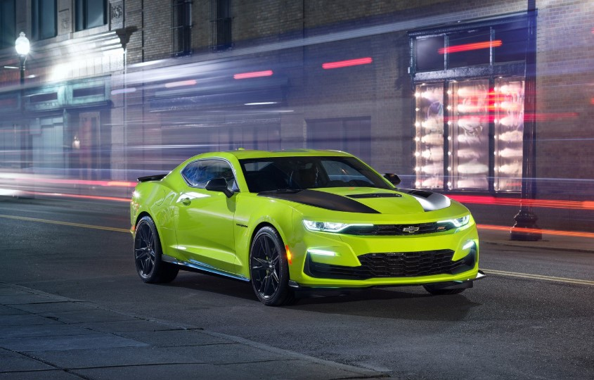 2020 Chevy Camaro 1SS release date