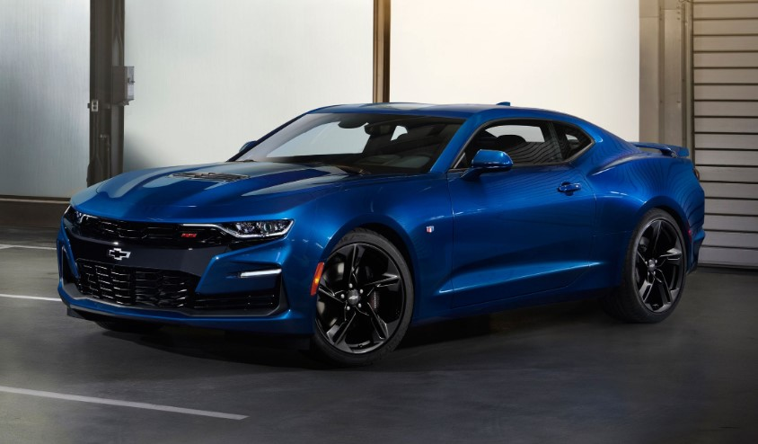 2020 Chevy Camaro 2SS release date