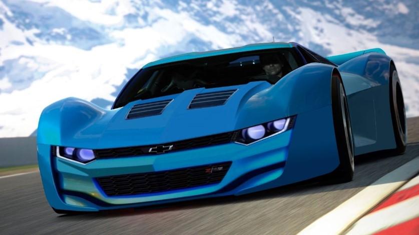 2020 Chevy Camaro Iroc-Z concept