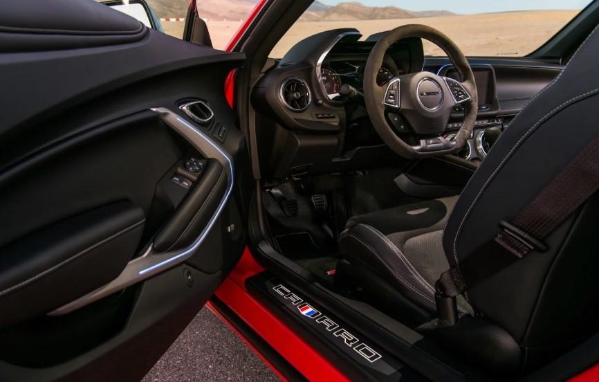 2020 Chevy Camaro Turbo 1LE design
