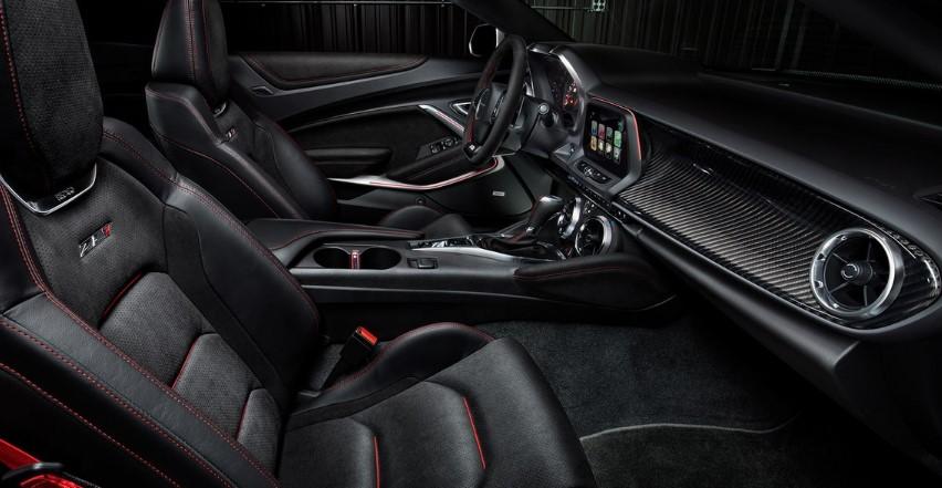 2020 Chevy Camaro ZL1 Convertible