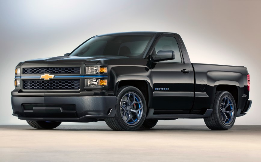 2020 Chevy Cheyenne changes