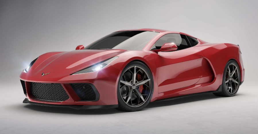 2020 Chevy Corvette C8 changes