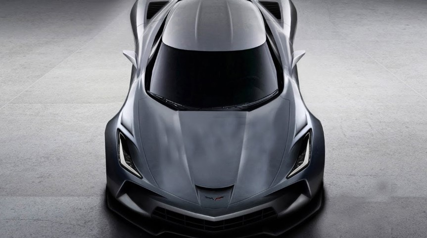 2020 Chevy Corvette Zora ZR1 changes
