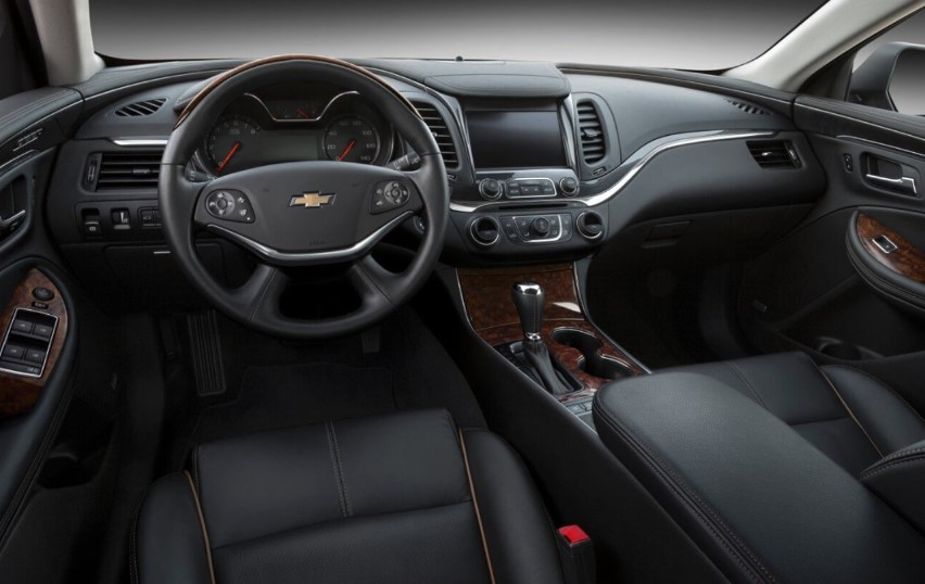 2020 Chevy Impala concept