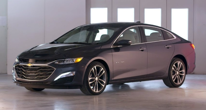 2020 Chevy Malibu Premier changes