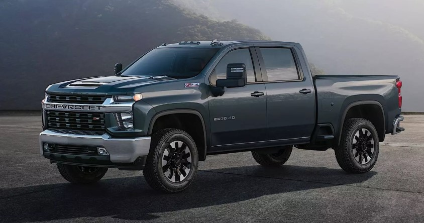 2020 Chevy Silverado changes