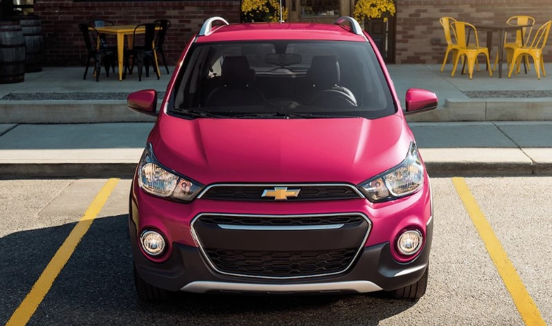2020 Chevy Spark changes