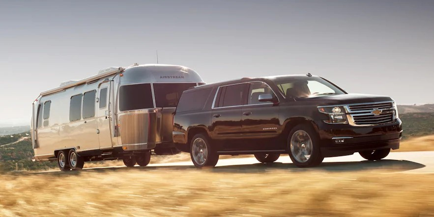 2020 Chevy Suburban Towing Capacity