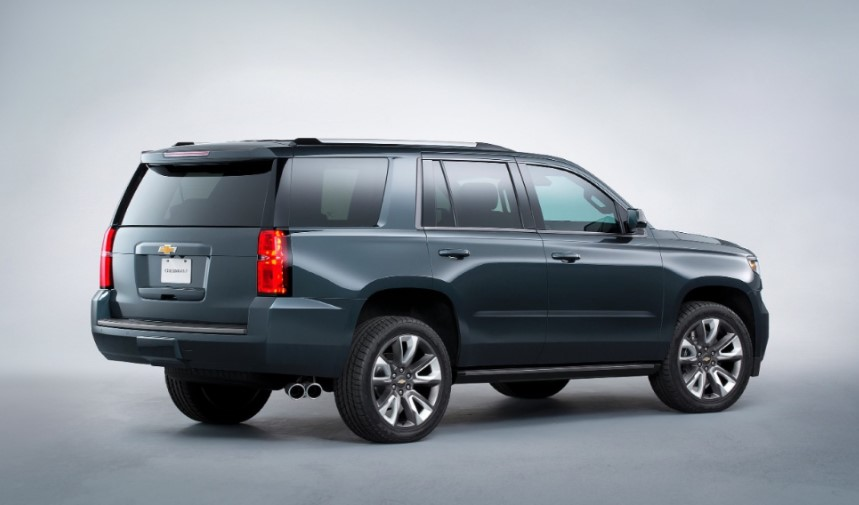 2020 Chevy Tahoe changes