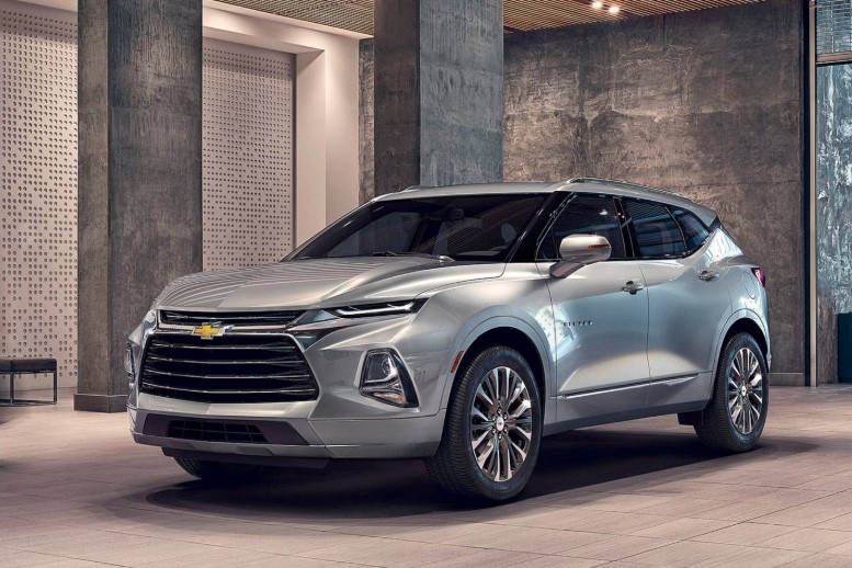 2020 Chevy Trailblazer concept