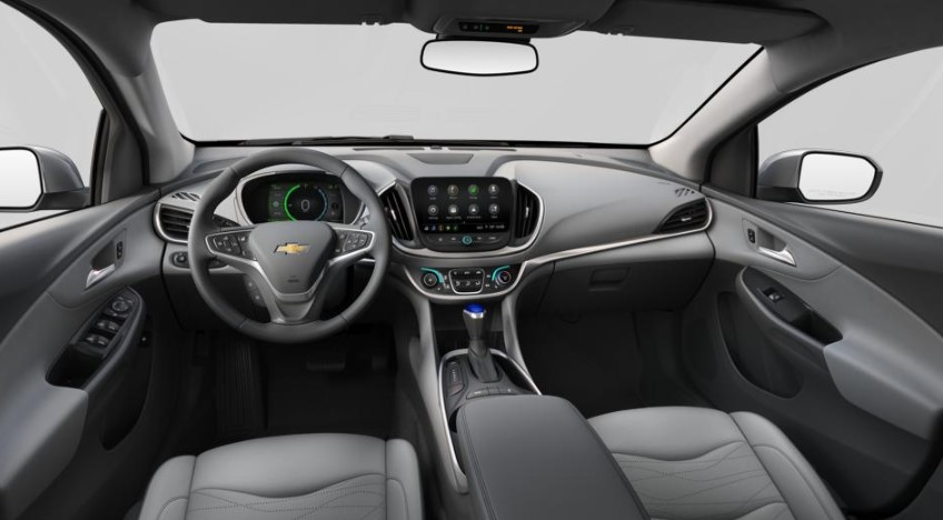 2020 Chevy Volt release date